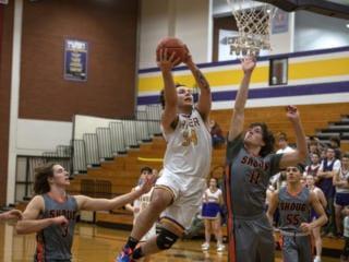 Columbia River Washougal boys basketball