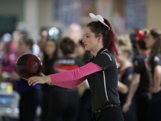 Girls 4A/3A District Bowling
