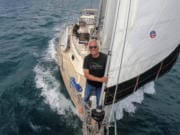 Jeffrey Cardenas writes wonderfully about his around-the-world sailing adventure.