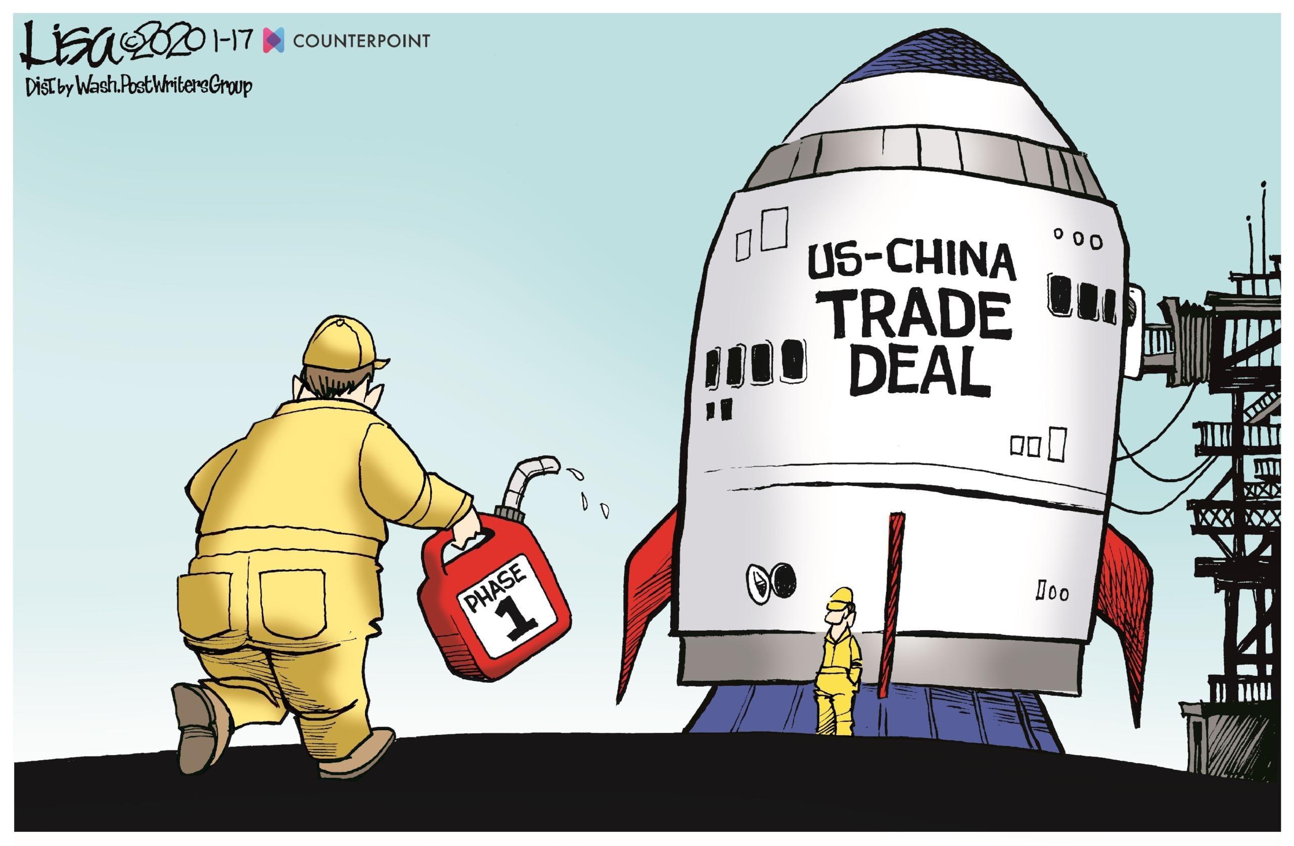 Jan. 18: China Deal