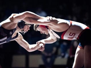 Union wrestling wins 4A GSHL crown