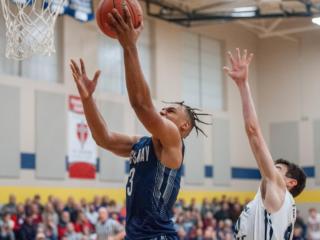 Photos: King's Way vs. Seton Catholic boys basketball 1.15