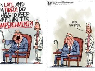 Editorial Cartoons, Jan. 26-Feb. 1