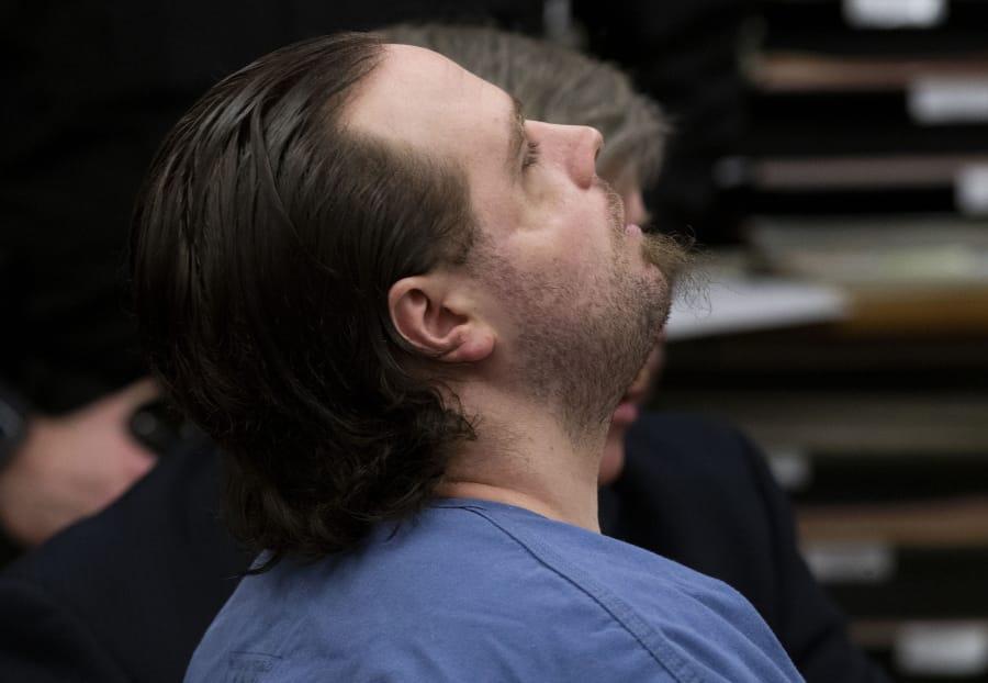 Portland MAX train murderer Jeremy Christian sentenced to 'true life' in prison