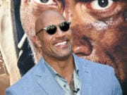 "Dwayne ""The Rock"" Johnson (Columbian files)"