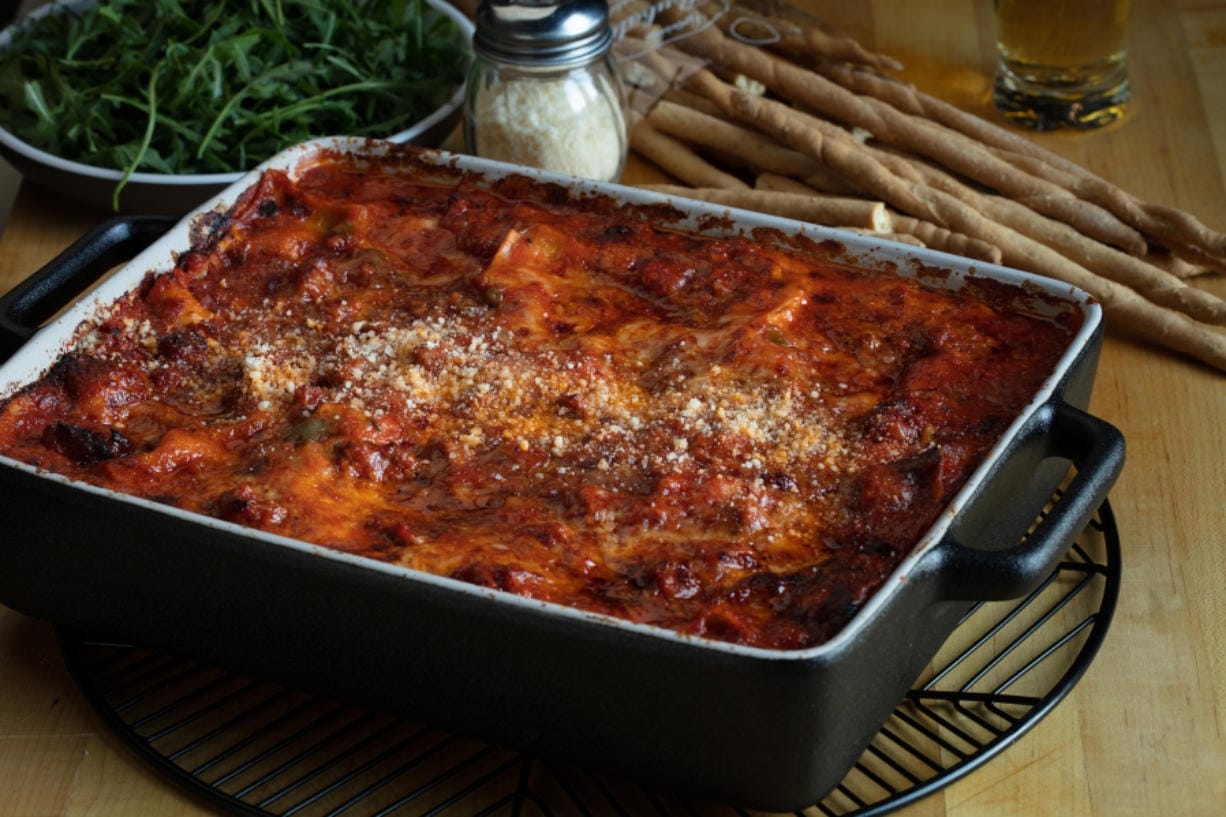 Fear not if your first attempt (or your first several attempts) at lasagna making is not as glorious as you would hope. Everything can be improved with practice and repetition. (E. Jason Wambsgans/Chicago Tribune/TNS)