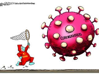 Editorial Cartoons, Feb. 9-15