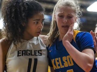 Kelso vs Hudson's Bay Basketball