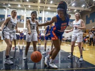 Skyview vs Auburn Girls Basketball