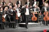 Salvador Brotons conducts the Vancouver Symphony Orchestra. (Paul Quackenbush)