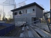Clark College's softball complex, as shown in February 2019.