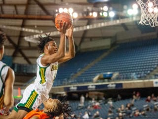 Photos: Evergreen boys vs. Rainier Beach