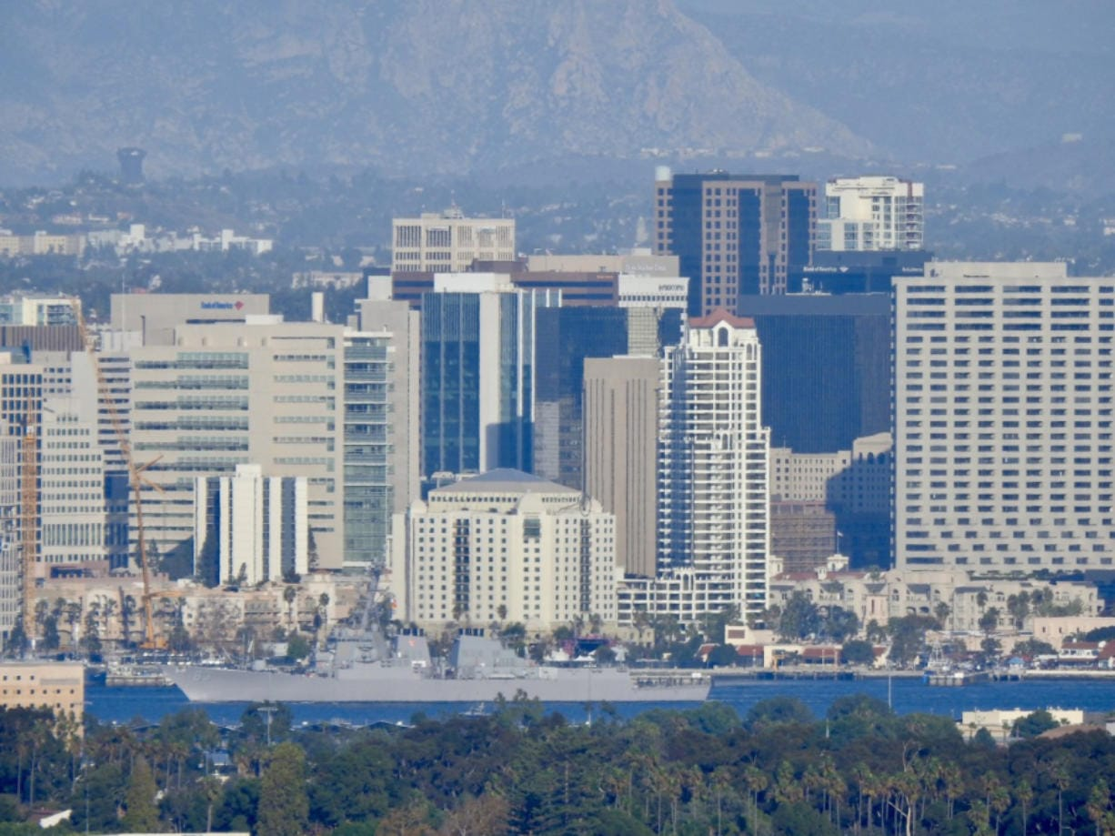 San Diego Faces Critical Earthquake Danger From Fault Long Believed To Be Inactive Columbian Com