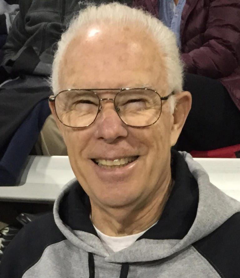 Phil Gleason, 78, bowled his first 300 game on Feb. 25, 2020, at Husted's Hazel Dell Lanes in the Alki-Nuts League. (Contributed photo)