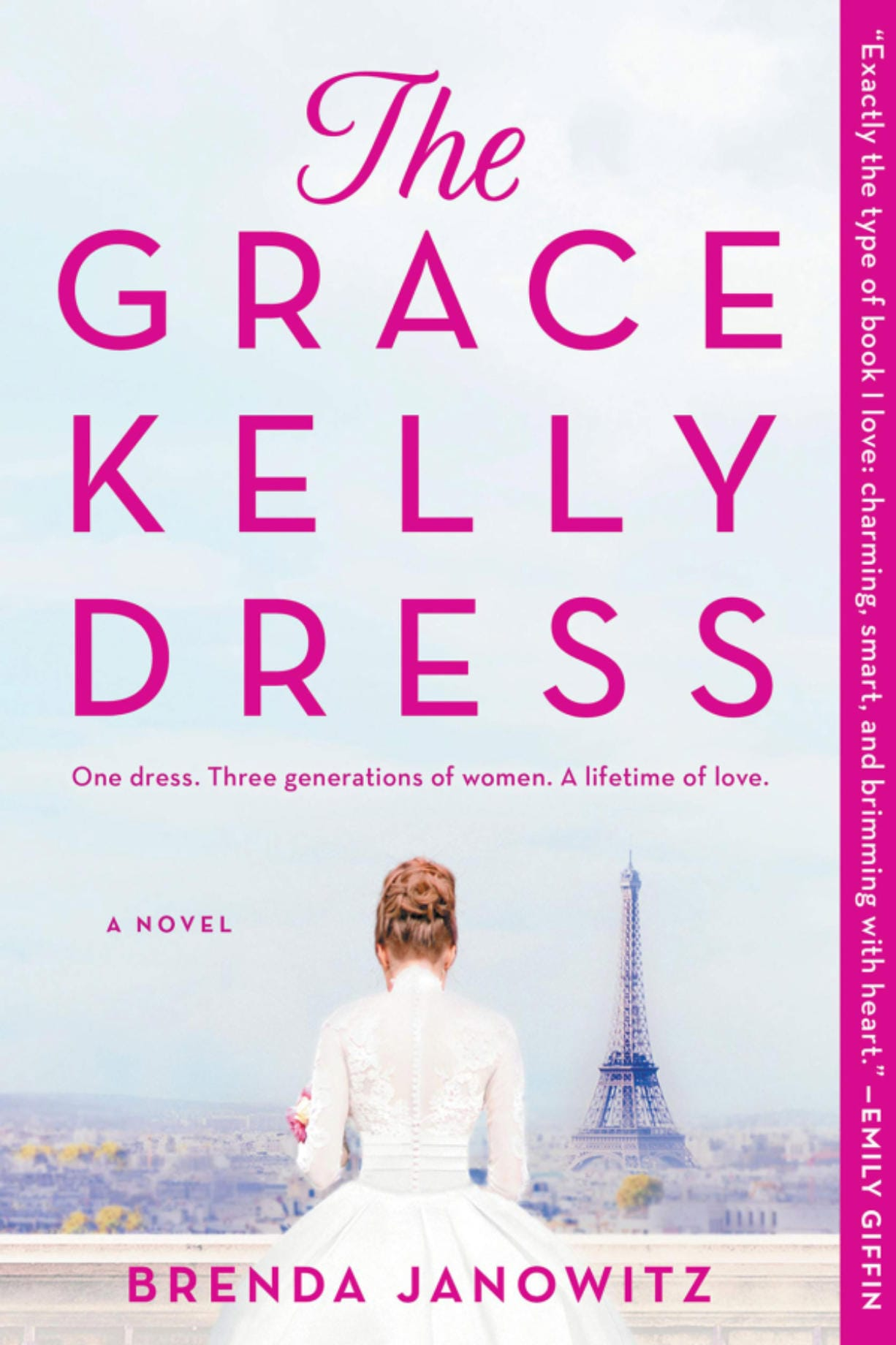 """The Grace Kelly Dress"" by Brenda Janowitz."