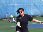Skyview sophomore Leilani Gonzalez lost just two matches in the 2019 season and qualified for the 4A state tournament. However, she didn't make the trip because of bigger plans.
