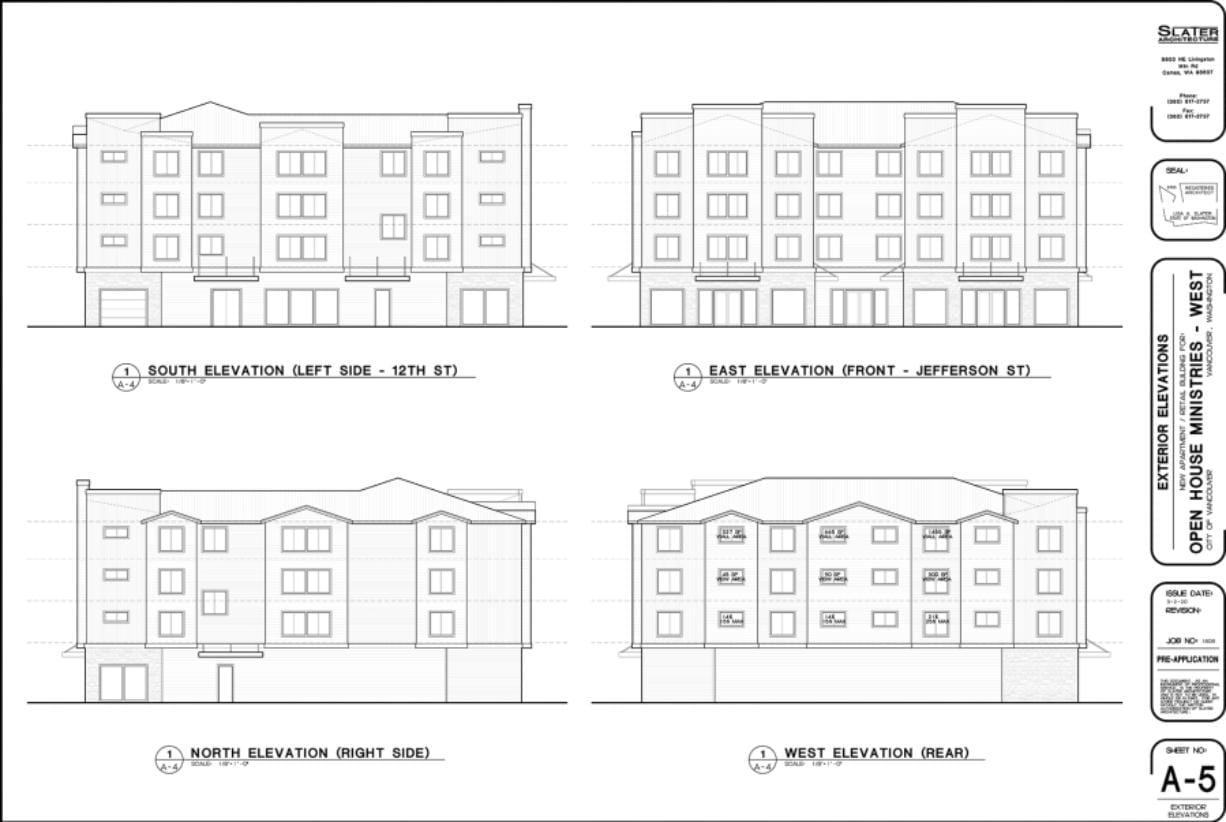 Open House Ministries plans to expand its footprint assisting families out of homelessness by building thirty apartments on top of ground-floor retail in west Vancouver.