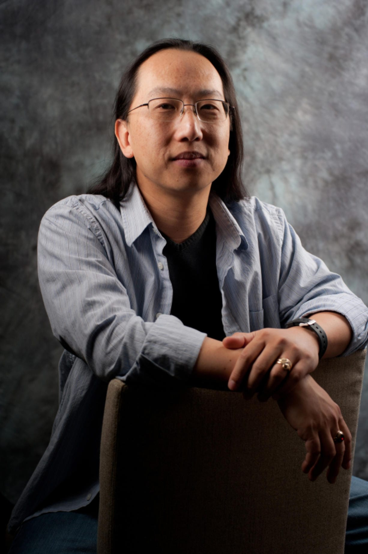 Vancouver author Curtis C.