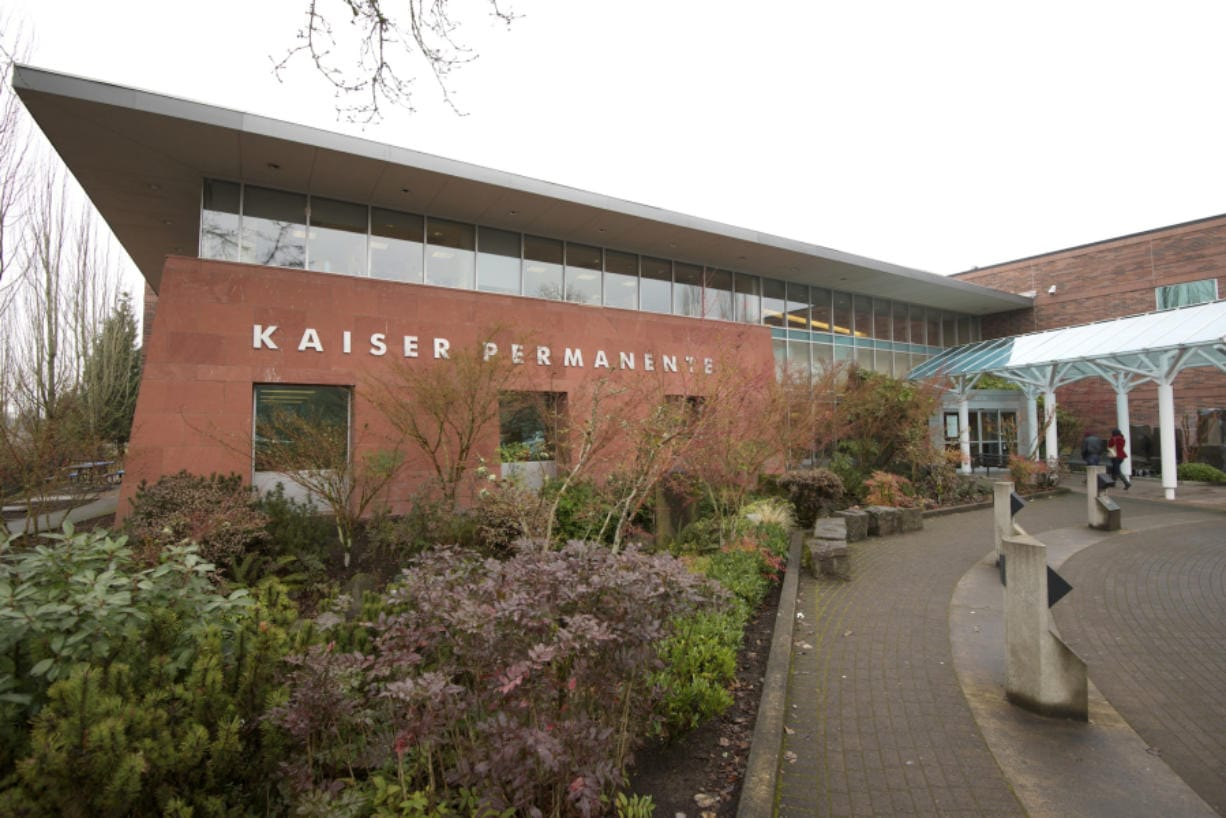Kaiser Permanente changed a policy Tuesday to allow staff in non-clinical areas to bring personal protective equipment from home, after three medical assistants told The Columbian Kaiser was creating an unsafe work environment. (The Columbian files)