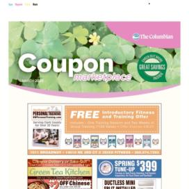 March coupon Marketplace