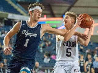 Photos: Union boys vs. Olympia