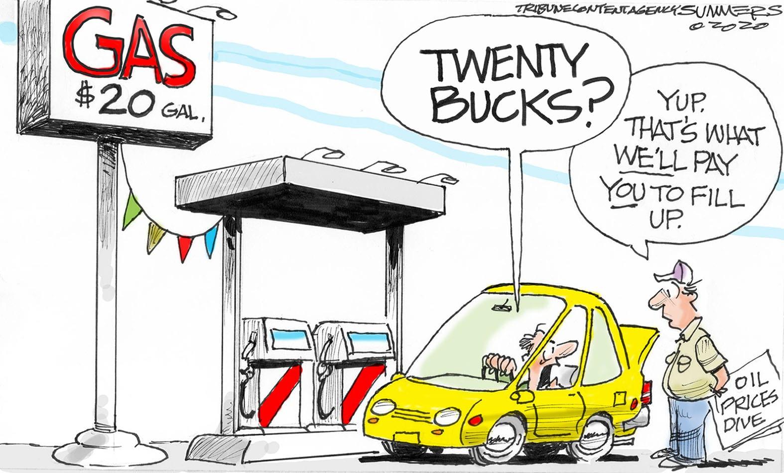 April 25: Oil Prices