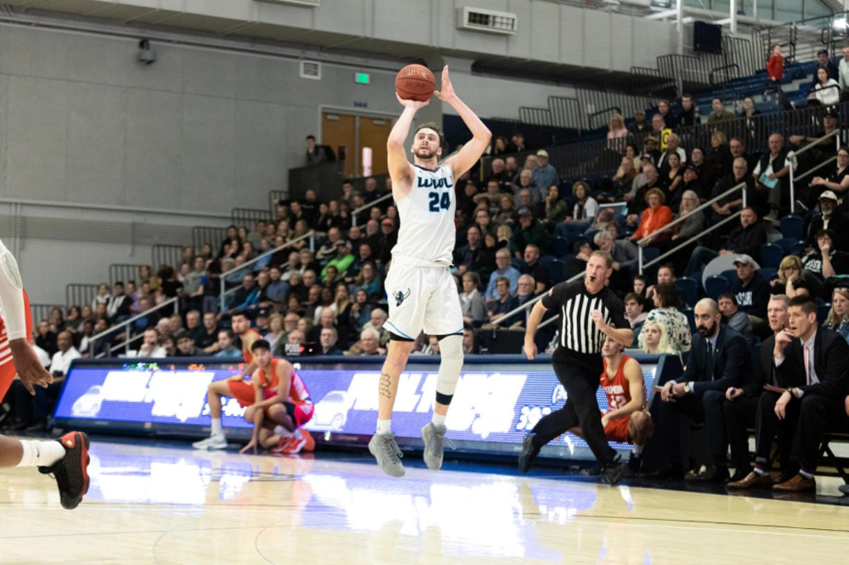 Western Washington's Trevor Jasinsky started 89 consecutive games, finished with 1,518 career points (eighth in WWU history), 589 rebounds (sixth) and 197 3-pointers (sixth). He is one of five Western players to rank in the top in both scoring and rebounding.