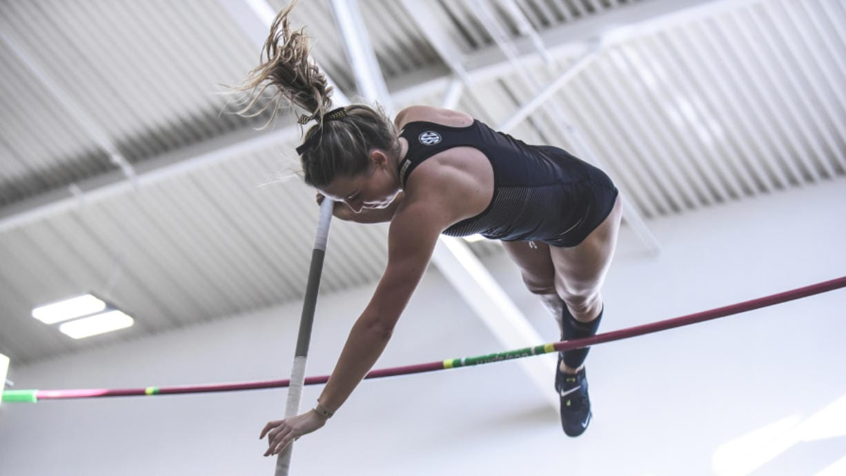 Camas High alum Caleigh Lofstead finished her pole vaulting career at Vanderbilt ranked third all-time indoor (13 feet, 5.25 inches) and outdoor (13 feet, 3.5 inches) for the Commordores.