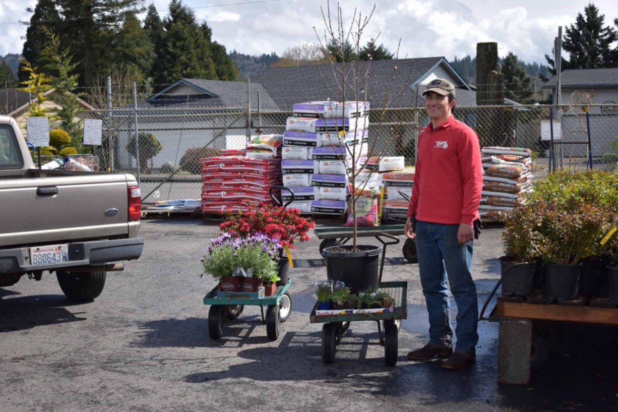 Tsugawa Nursery in Woodland is open for business as usual but is also offering phone orders, pickup and delivery.