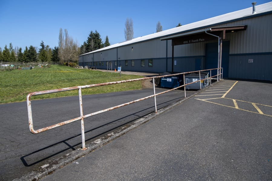 A 48-bed secure mental health facility may be built in the field next to Columbia River Mental Health Services in Vancouver's Bagley Downs neighborhood. The campus would consist of either two or three buildings.