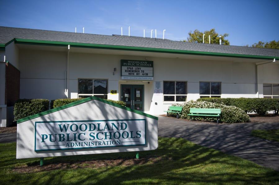 Woodland Public Schools office.