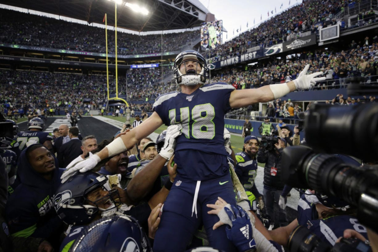 Seattle Seahawks fans can celebrate as the 2020 schedule was announced on Thursday.