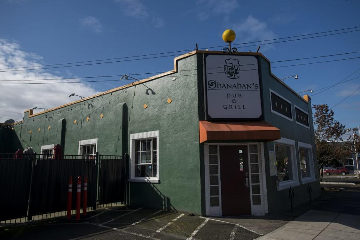 Shanahan's Irish Pub & Grill in Vancouver was burglarized on May 7, according to the restaurant's co-owners Frederick Kurz and David Cookson.