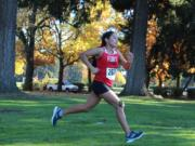 Dhamar Campos of Fort Vancouver High School (Photo courtesy of Carson Cooper)