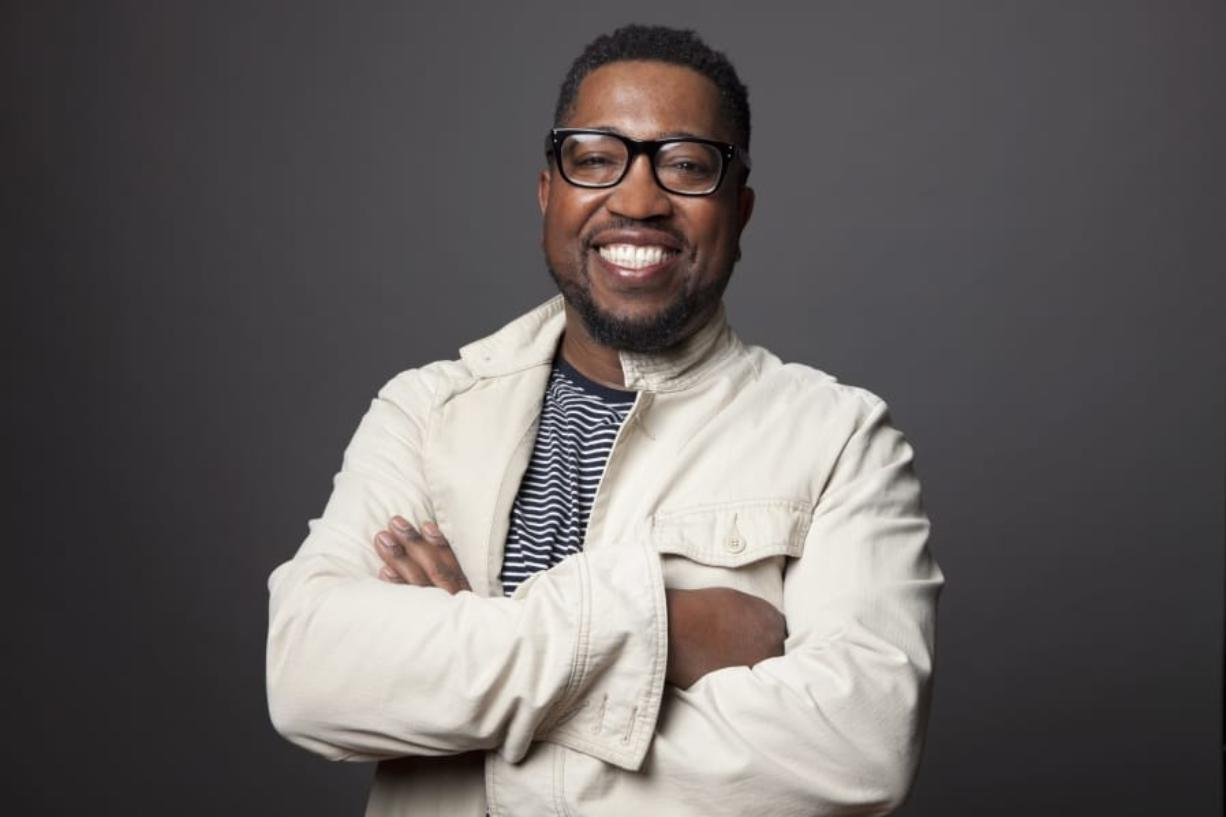 Poet Major Jackson. Jackson says that he and his wife and fellow poet, Didi Jackson, committed themselves to writing every day once they began sheltering in place, a way of distracting themselves from current events but also to absorb them. (Erin Patrice O'Brien/W.W.
