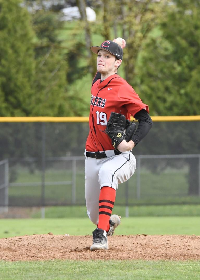 Camas High School senior Riley Sinclair played on the 2015 Camas-Washougal Babe Ruth team that advanced to the World Series (Photo courtesy of Kris Cavin)