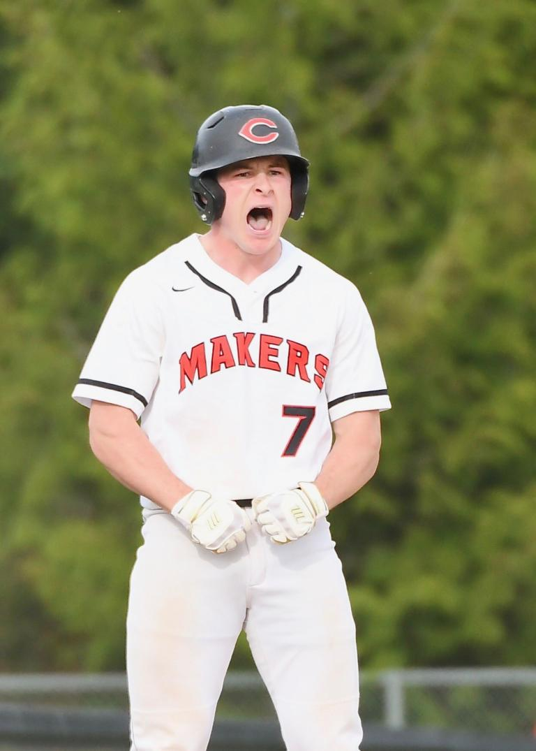 Camas High School senior Tyler Forner played on the 2015 Camas-Washougal Babe Ruth team that advanced to the World Series (Photo courtesy of Kris Cavin)
