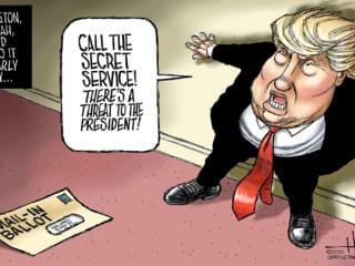 Editorial Cartoons: May 24-30