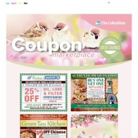 May Coupon Marketplace