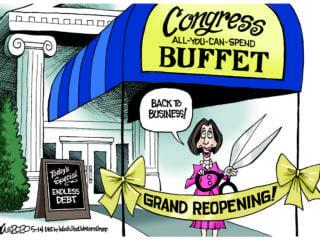 Editorial Cartoons: May 10-16