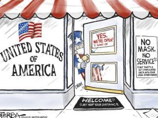 Editorial Cartoons: May 3-9