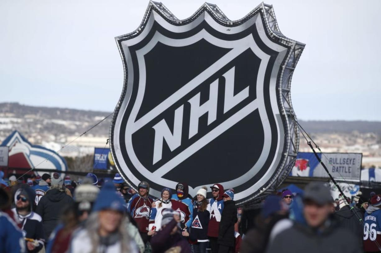 The NHL Players' Association's executive committee authorized moving forward in talks with the league on returning to play from the coronavirus suspension, approving 24 teams making the playoffs.
