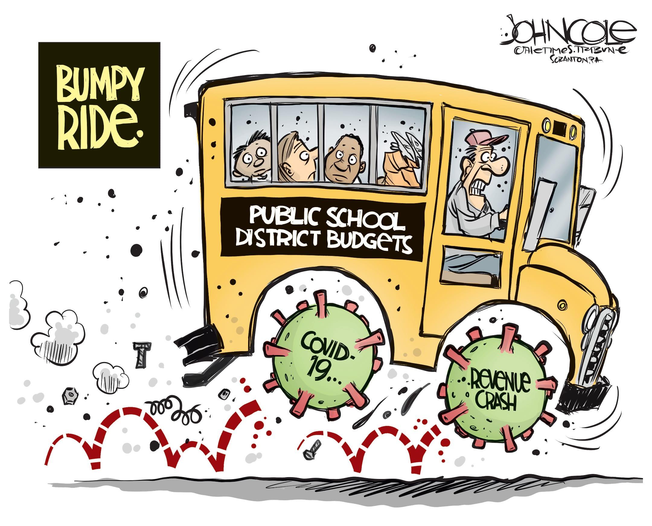 May 30: School Budgets