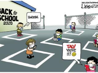 Editorial Cartoons: May 17-23