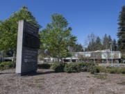 The Cascade Park Community Library is among the drive-up Wi-Fi hot spots in Clark County.