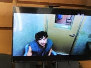 David A. Urbach, 23, of Vancouver appears Monday morning in Clark County Superior Court in connection with two drug-overdose deaths. Urbach is facing an allegation of controlled substance homicide in the deaths of LaJeune Gay, 23, and Kristina Rosbach, 50, both of Vancouver.