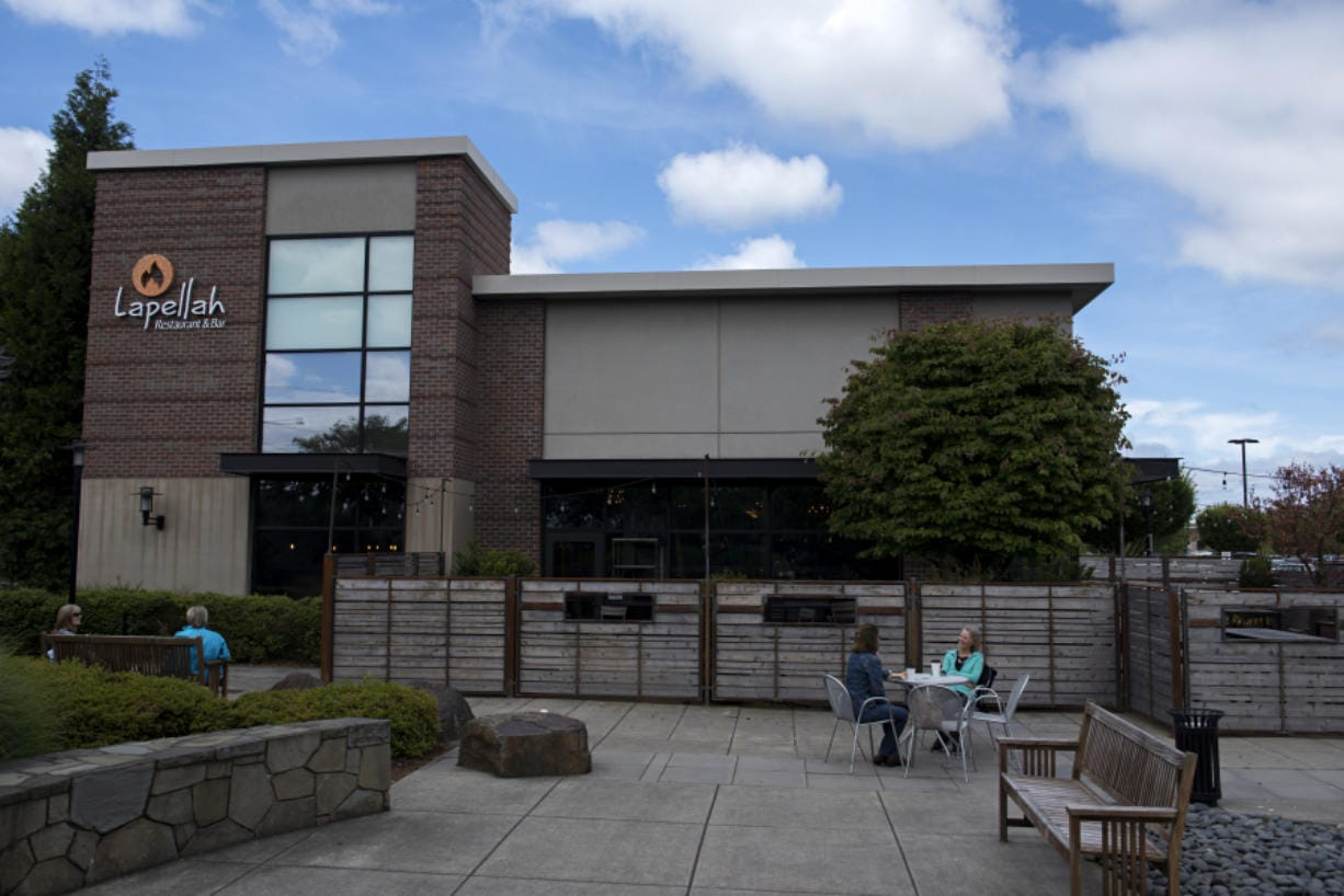 Lapellah joined a growing list of Clark County restaurants that has closed permanently in the wake of the novel coronavirus pandemic.  Its sister restaurant, Three Sixty Kitchen & Bar, is also closing.
