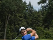 Mountain View's Graham Moody is pictured at Royal Oaks Country Club in Vancouver on June 4, 2020.