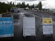 The Safe Parking Zone program has been moved from the Vancouver Mall to Evergreen Transit Center. The free program is designed for people living out of their vehicles who need a place to shelter-in-place during COVID-19.