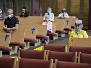 St. Joseph's Mass with COVID-19 precautions